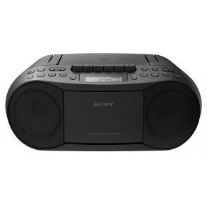 Sony CD/Cassette Boombox Home Audio Radio
